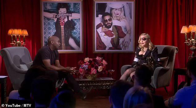 Album mới mang tên Madame X dự kiến được phát hành vào tháng 6 tới, đánh dấu sự trở lại của Madonna su 4 năm.