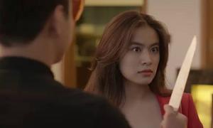 Phim tái xuất của Hoàng Thùy Linh táo bạo từ tập đầu tiên