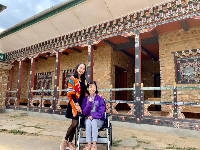 Ốc Thanh Vân đưa Mai Phương đi du lịch Bhutan - 1