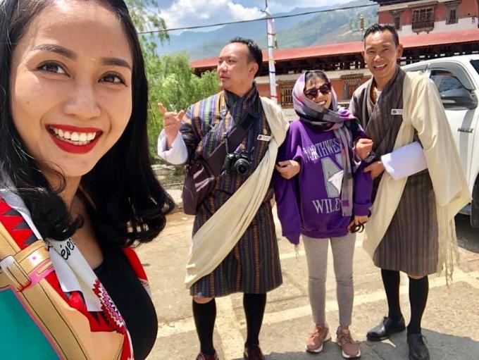 Ốc Thanh Vân đưa Mai Phương đi du lịch Bhutan - 3