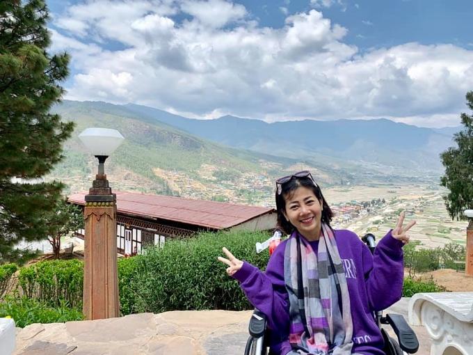 Ốc Thanh Vân đưa Mai Phương đi du lịch Bhutan - 4