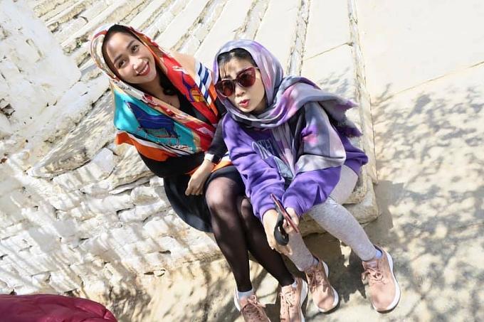Ốc Thanh Vân đưa Mai Phương đi du lịch Bhutan - 5
