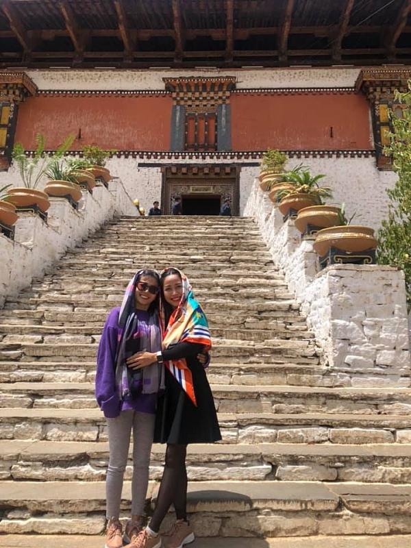Ốc Thanh Vân đưa Mai Phương đi du lịch Bhutan - 6