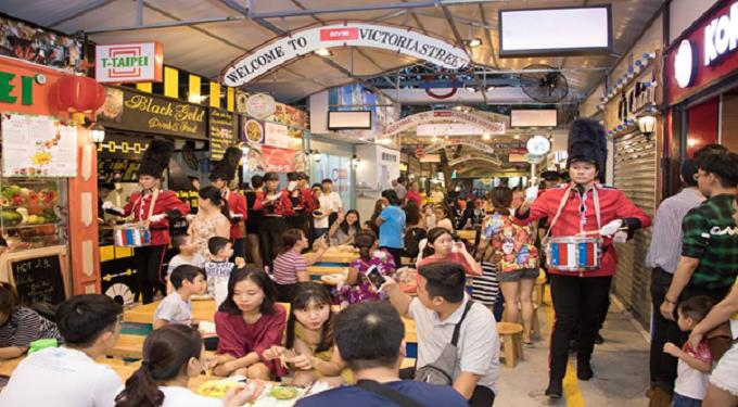 Country Market đã nhận nhiều sự quan tâm của người dân, đặc biệt là giới trẻ sau vài ngày khai trương.