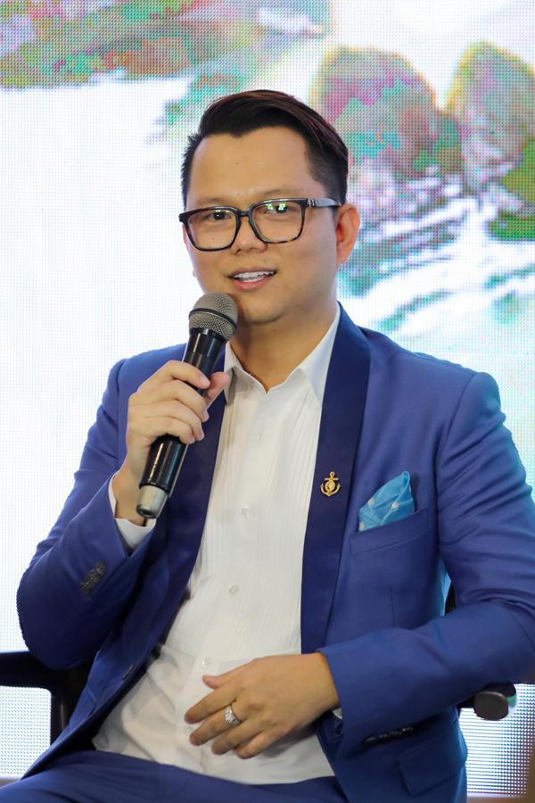 Chiều ngày 24/4 tại không gian sang trọng của Hotel Des Arts Saigon, buổi họp báo giới thiệu chương trình