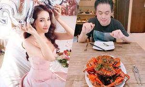 Dương Khắc Linh thích nấu ăn cho bạn gái Ngọc Duyên