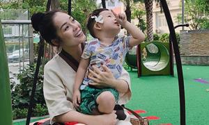Dương Cẩm Lynh buồn vì bị nhiều người kỳ thị là mẹ đơn thân
