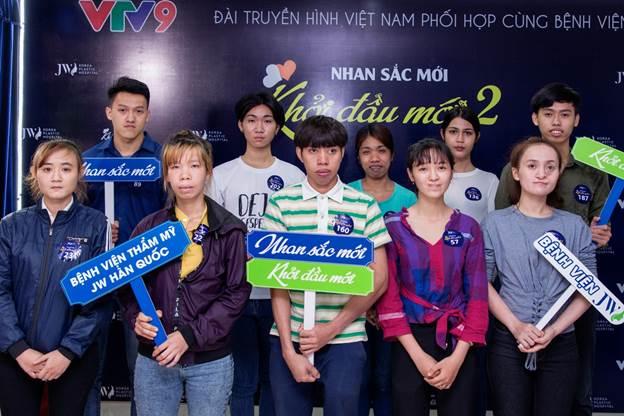11 thí sinh được lựa chọn để hỗ trợ phẫu thuật