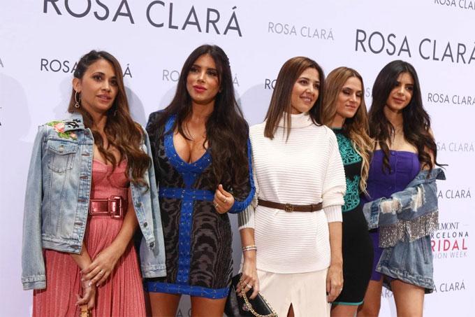 Vợ Messi và bà xã Fabregas đọ vòng một - 3