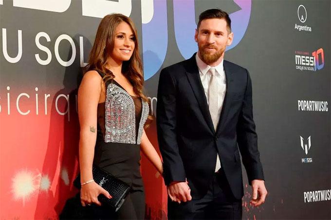Vợ Messi và bà xã Fabregas đọ vòng một - 5