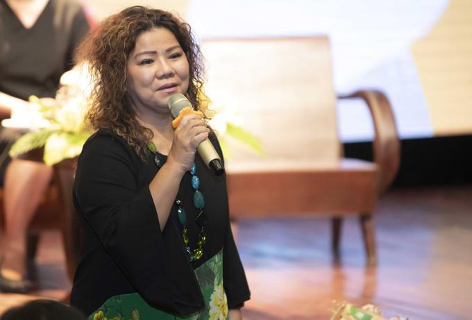 NSND Thanh Hoa khen ngợi ca sĩ Đinh Hiền Anh hát ngày càng tiến bộ - 2