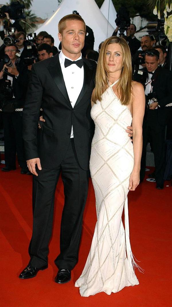 Brad và Jennifer chia tay sau 5 năm chung sống và không có con chung.