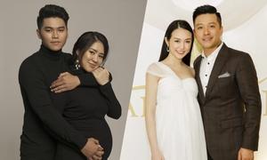 Những người đẹp showbiz Việt sắp sinh con