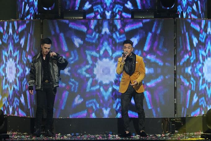 Edward Tùng Dương – Minh Châu trong bản Mash up hit 90s du dương cùng những ca khúc nhạc xưa.