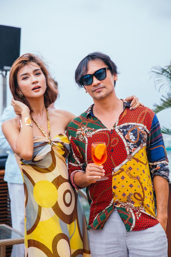 Diễn viên Kim Tuyến, cựu người mẫu Đức Hải có mối quan hệ rất thân thiết với Hà Anh. Cả hai thường xuyên tham dự các sự kiện do siêu mẫu tổ chức.