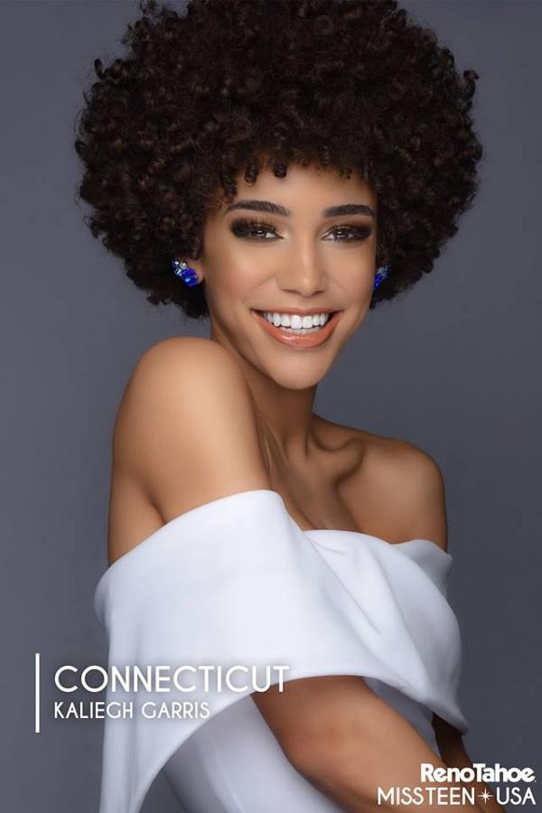Nữ sinh tóc mỳ gói đăng quang Miss Teen USA 2019 - 2