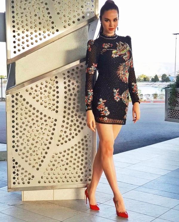 Nữ sinh tóc mỳ gói đăng quang Miss Teen USA 2019 - 8