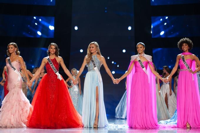 Nữ sinh tóc mỳ gói đăng quang Miss Teen USA 2019 - 6