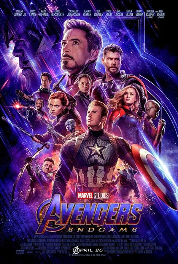 Avengers: Endgame đang là bộ phim gây sốt toàn cầu.