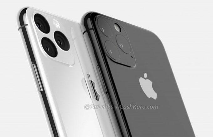 Cụm ba camera sau trên iPhone XI có gì mới