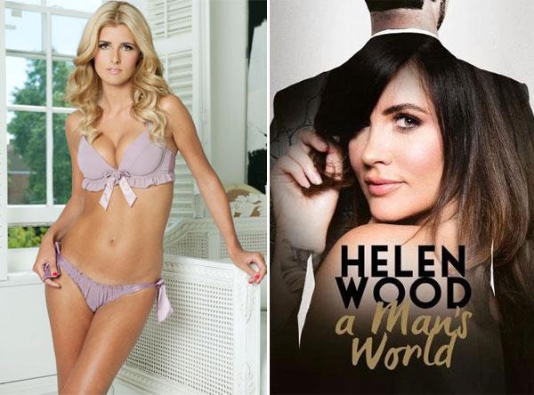 Cuốn sách của Helen được dự báo sẽ khiến nhà Rooney, một cầu thủ MU giấu tên và nhiều khách hàng VIP của cô nàng lo lắng.