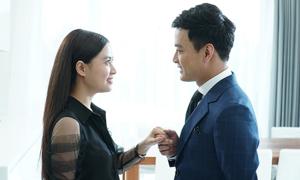 Đạo diễn dừng đoàn vì Hoàng Thuỳ Linh không thể hôn Hồng Đăng