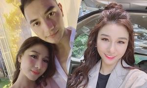 Nhan sắc ái nữ 'bầu' Đệ vừa kết hôn Nam vương Nguyễn Văn Sơn