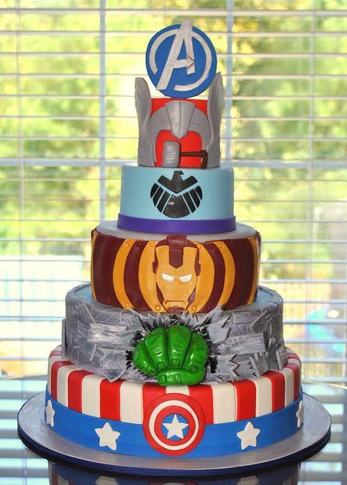 Ý tưởng cưới bắt trend cho fan cuồng phim Avengers - page 2 - 6