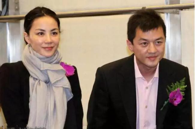 Lý Á Bằng và vợ cũ, Vương Phi.