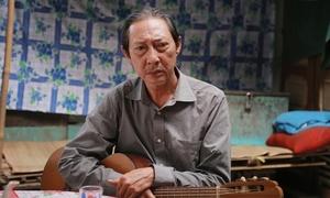 Nghệ sĩ Lê Bình mang nét khắc khổ từ đời vào phim
