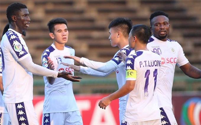 Quang Hải không ghi bàn nhưng để lại dấu ấn trong chiến thắng của Hà Nội với hai đường kiến tạo.