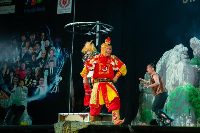Ảo thuật gia quốc tế và Việt Nam biểu diễn tại TP HCM - page 2 - 5