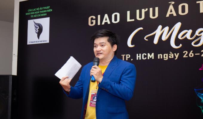 Ảo thuật gia quốc tế và Việt Nam biểu diễn tại TP HCM - 1