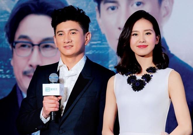 Vợ chồng Ngô Kỳ Long, Lưu Thi Thi.