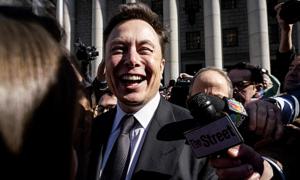 Những lần 'nổ' của Elon Musk và thực tế