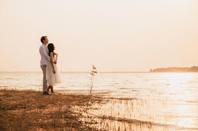 Sau đám cưới, uyên ương dự định đến Hàn Quốc để hưởng tuần trăng mậtvào mùa thu.