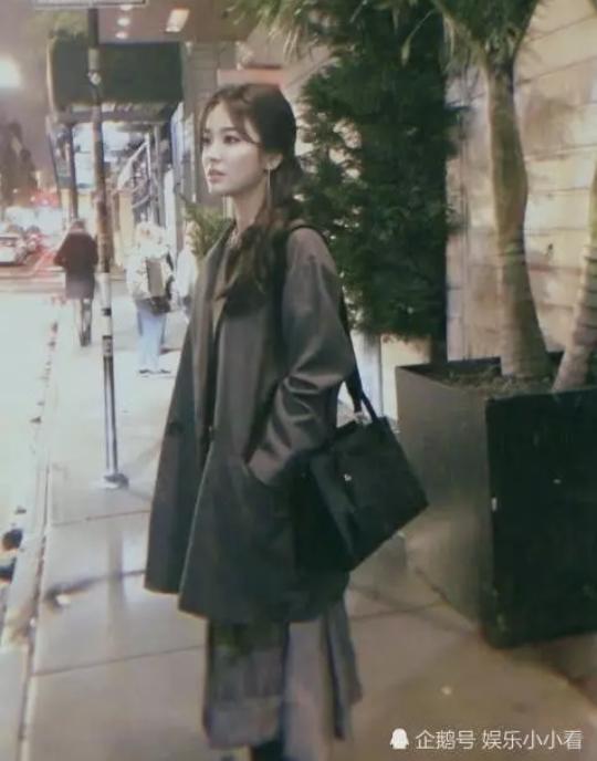 Hình ảnh của Song Hye Kyo trên đất Mỹ.