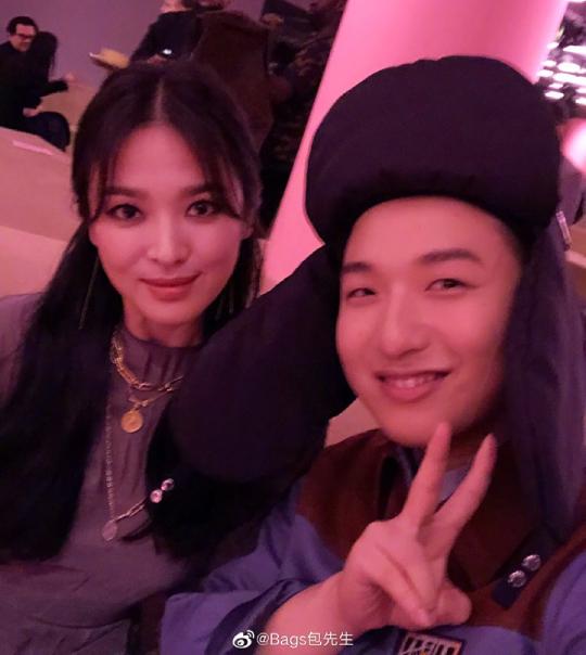 Song Hye Kyo xinh đẹp dự sự kiện ở Mỹ - 5
