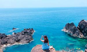 Vùng biển ít người biết ở Quy Nhơn nơi bạn tha hồ 'sống ảo'