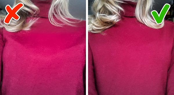 Chọn nội y vô hìnhDù váy áo của bạn có lộng lẫy, sang trọng đến đâu, tổng thể cũng sẽ mất đi vẻ hoàn hảo nếu bra gồ lên hay quần chíp lộ đường viền. Bởi vậy, hãy luôn chú trọng chọn đồ lót phù hợp với từng loại  chất liệu cũng như màu sắc trang phục.