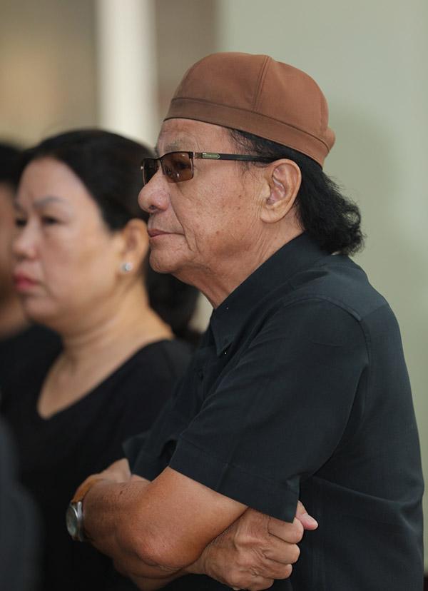 Đạo diễn Lê Cung Bắc buồn vì không còn cơ hội làm việc, trò chuyện với Lê Bình nữa.