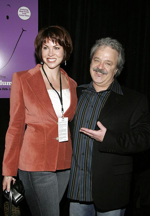 Jim Cummings và vợ cũ Stephanie thời còn bên nhau.