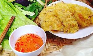 Địa chỉ cuối tuần: 6 quán bánh xèo cho ngày mát trời ở Hà Nội