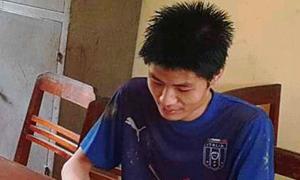 Nghi can chém 5 học sinh tiểu học bị khởi tố