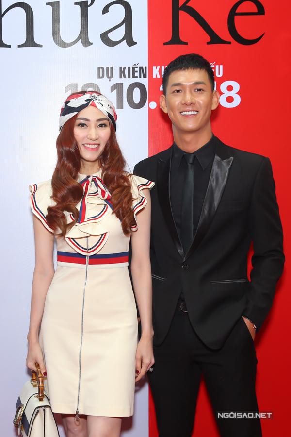Ngân Khánh đóng cặp với Song Luân trong bộ phim tái xuất sau 3 năm vắng bóng.