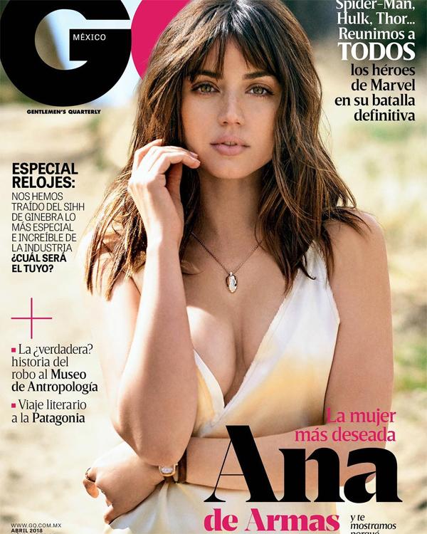 Tại Tây Ban Nha, Ana trúng vai trong phim truyền hình El Internado năm 2007 và nhanh chóng trở thành ngôi sao nổi tiếng. Cô đóng thêm nhiều bộ phim khác và có cuộc sống dư dả nhờ số tiền cát-xê kiếm được. Đến năm 2014, cô gái cá tính lại một mình xách vali lên đường tới Mỹ tìm kiếm cơ hội trở thành diễn viên Hollywood. Với nhan sắc xinh đẹp và năng khiếu diễn xuất, cô nhanh chóng lọt vào mắt xanh của các đạo diễn Mỹ. Ana được chọn đóng cùng tài tử Keanu Reeves trong phim Knock Knock và Exposed và làm bạn diễn của Daniel Craig trong Knives Out. Cô cũng góp mặt trong Blade Runner 2049 và giành giải Nữ diễn viên phụ được yêu thích nhất tại Saturn Award.