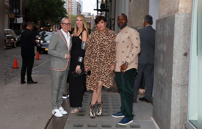 Đến tối 6/5, cả hai sẽ tham dự buổi tiệc thời trang lớn nhất năm - Met Gala - ở Bảo tàng Mỹ thuật Metropolitan.