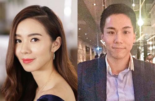 Minh Thi được cho là đang hẹn hò thiếu gia nhà họ Bàng.
