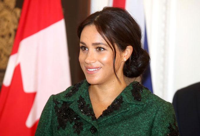 Nữ công tước xứ Sussex, Meghan Markle. Ảnh: UK Press.