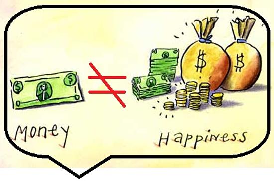 Một phút đọc: Tiền không mua được tất cả
